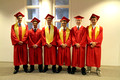 Grads at Church 17-May-15